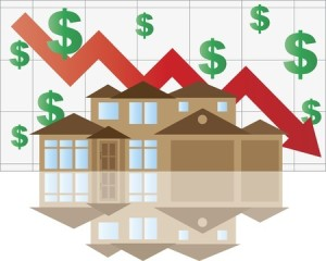 HOUSE DECLINING VALUE